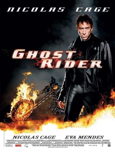 Affiche du film GHOST RIDER - GHOST RIDER