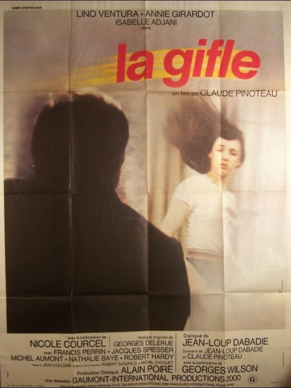 Affiche du film GIFLE (LA)