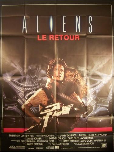Affiche du film ALIENS- LE RETOUR - ALIENS