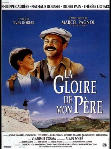 Affiche du film GLOIRE DE MON PERE (LA)