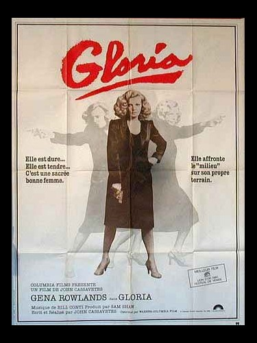 Affiche du film GLORIA