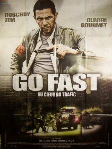 Affiche du film GO FAST