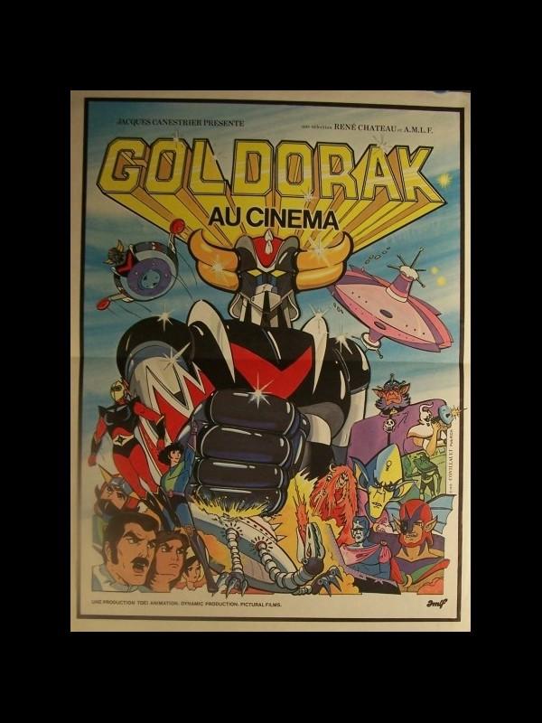 Affiche du film GOLDORAK LE FILM