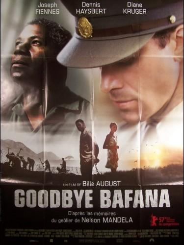Affiche du film GOODBYE BAFANA