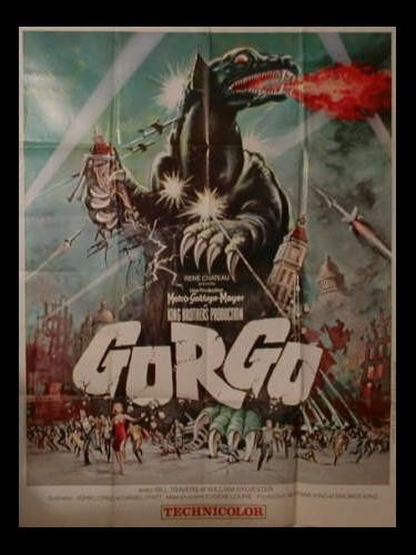 Affiche du film GORGO