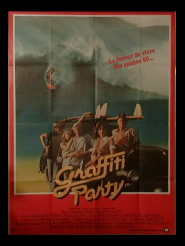 Affiche du film GRAFFITI PARTY