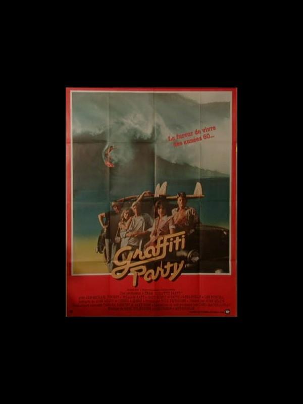 Affiche du film GRAFFITI PARTY