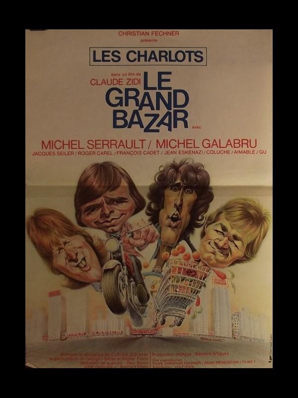 Affiche du film GRAND BAZAR (LE)