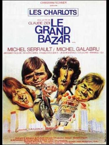 GRAND BAZARD (LE) LES CHARLOTS