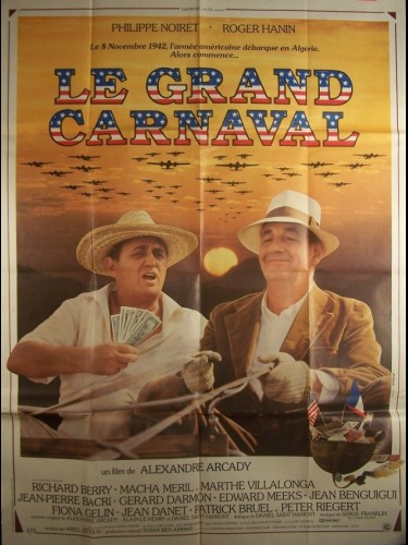 Affiche du film GRAND CARNAVAL (LE)