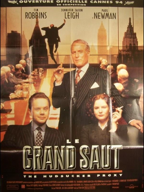 Affiche du film GRAND SAUT (LE)