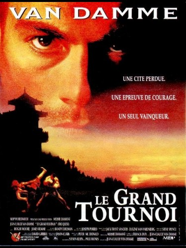 Affiche du film GRAND TOURNOI (LE) - THE QUEST