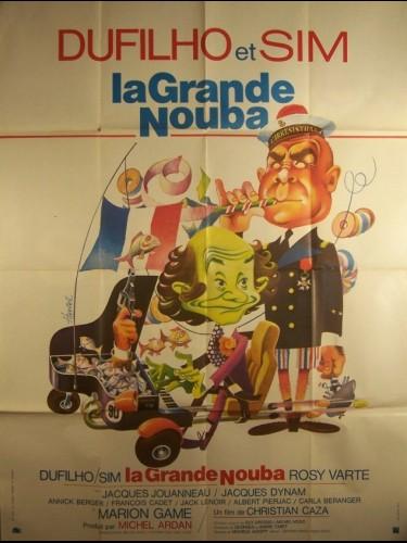 Affiche du film GRANDE NOUBA (LA)