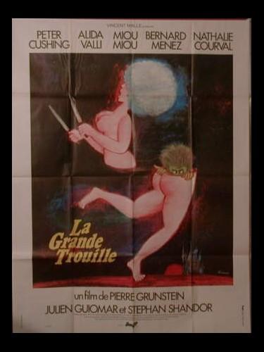 Affiche du film GRANDE TROUILLE (LA)