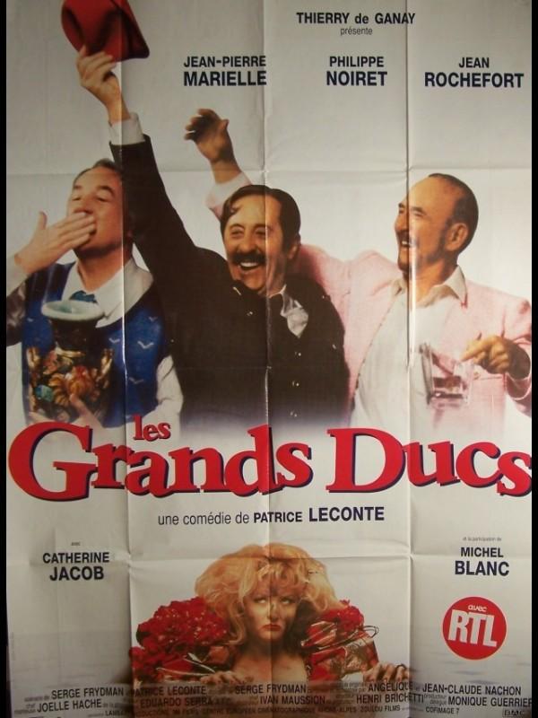Affiche du film GRANDS DUCS (LES)