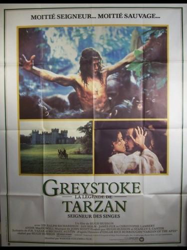 Affiche du film GREYSTOKE