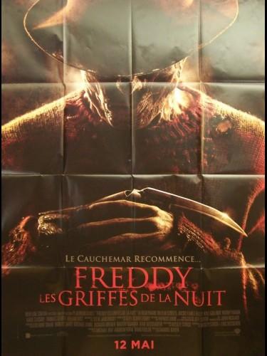 Affiche du film GRIFFES DE LA NUIT (LES) (LE CAUCHEMAR RECOMMENCE)