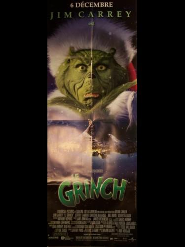 Affiche du film GRINCH (LE)
