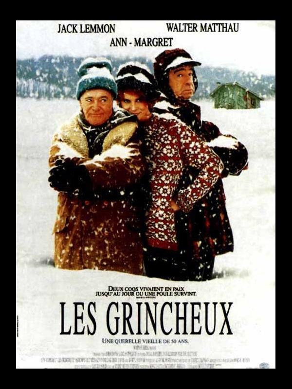 Affiche du film GRINCHEUX (LES) - GRUPMY OLD MEN