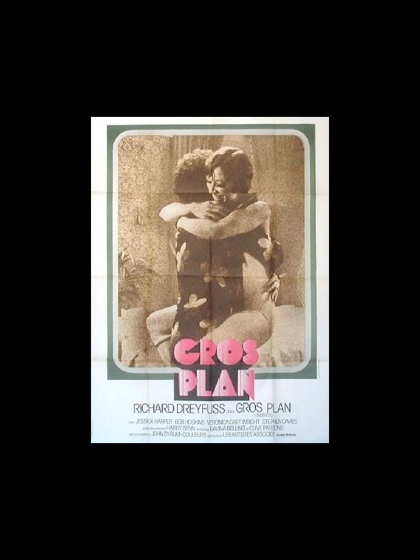 Affiche du film GROS PLAN - INSERTS