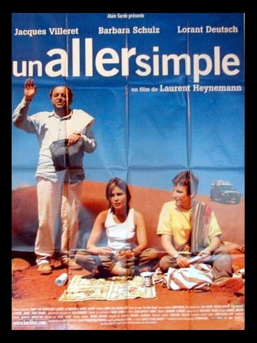 Affiche du film ALLER SIMPLE (UN)