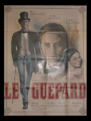 Affiche du film GUEPARD (REEDITION) (LE)