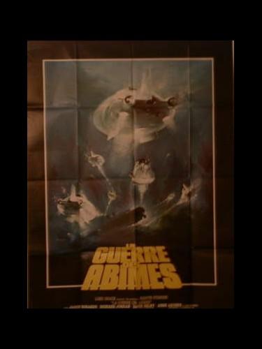 Affiche du film GUERRE DES ABIMES (LA) - RAISE THE TITANIC