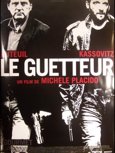 Affiche du film GUETTEUR (LE) (AFFICHE ROULÉE)