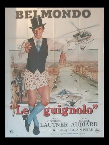 Affiche du film GUIGNOLO (LE)