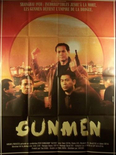 Affiche du film GUNMEN