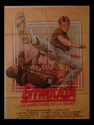 Affiche du film GYMKATA LE PARCOURS DE LA MORT
