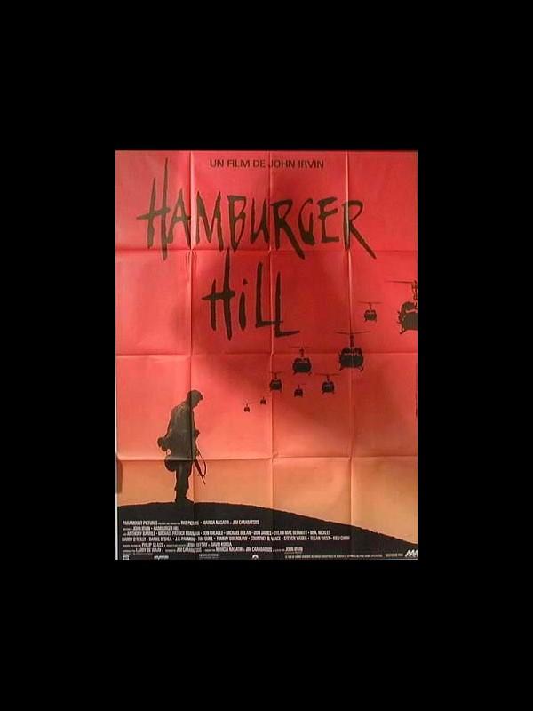 Affiche du film HAMBURGER HILL