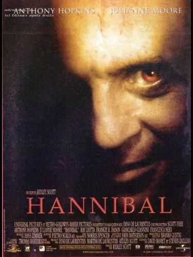 Affiche du film HANNIBAL - HANNIBAL