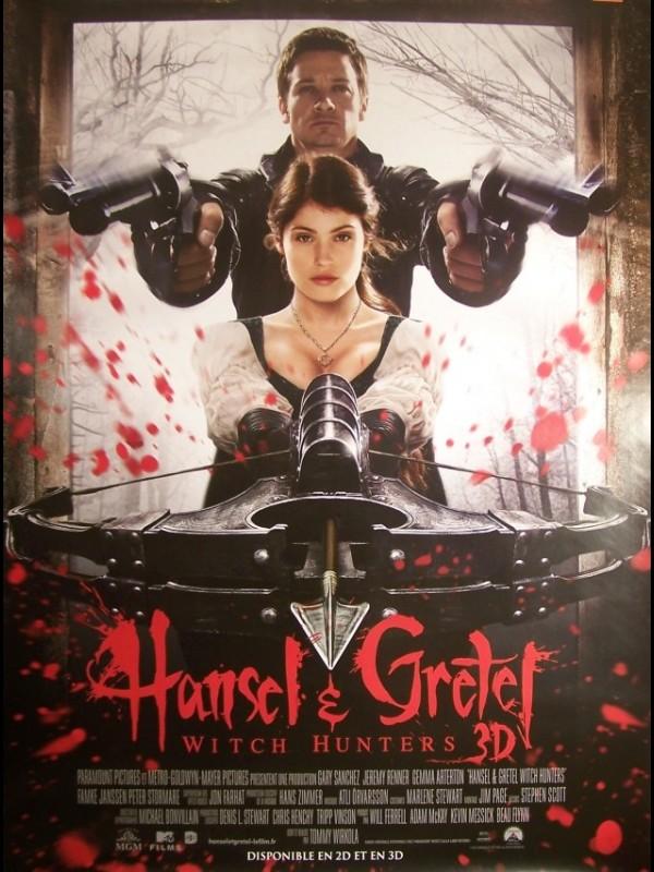 Affiche du film HANSEL ET GRETEL (AFFICHE ROULÉE)