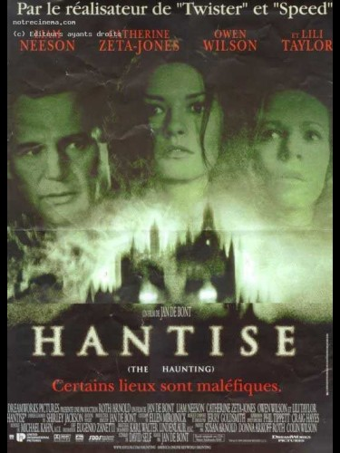 Affiche du film HANTISE - THE HAUNTING