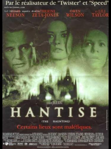 Affiche du film HANTISE - THE HAUNTING