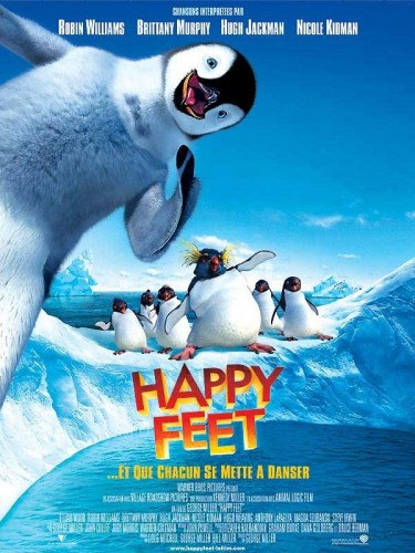 Affiche du film HAPPY FEET - HAPPY FEET