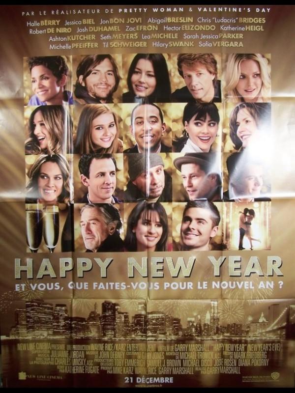 Affiche du film HAPPY NEW YEAR
