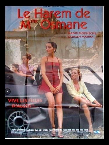 Affiche du film HAREM DE MADAME OSMANE (LE)