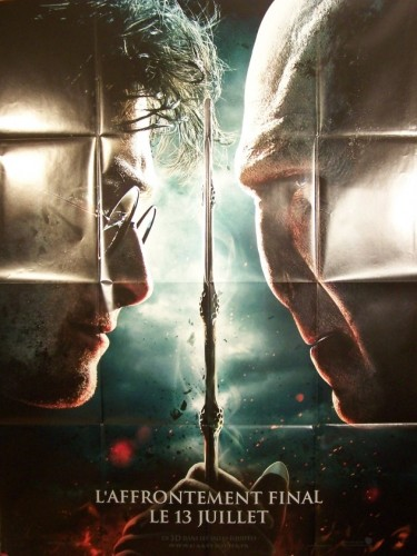 Affiche du film HARRY POTTER - L'AFFRONTEMENT FINAL -