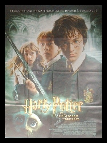 HARRY POTTER ET LA CHAMBRE DES SECRETS 2 - HARRY POTTER AND THE CHAMBER OF SECRETS 2