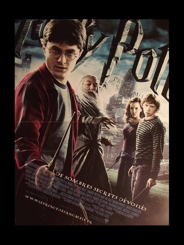 Affiche du film HARRY POTTER-LE PRINCE DE SANG MÉLÉ- - HARRY POTTER AND THE HALF-BLOOD PRINCE