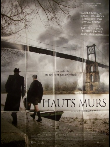 Affiche du film HAUTS MURS (LES) - BEHIND THE WALLS