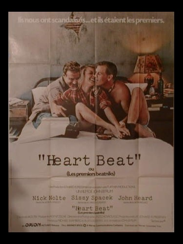 Affiche du film HEART BEAT OU LES PREMIERS BEATNICKS