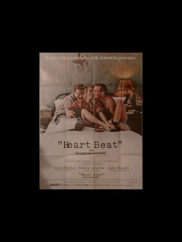 Affiche du film HEART BEAT OU LES PREMIERS BEATNICKS