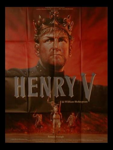 Affiche du film HENRI V