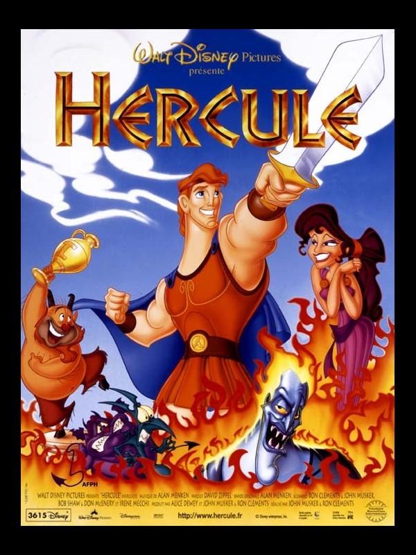 Affiche du film HERCULE - HERCULES