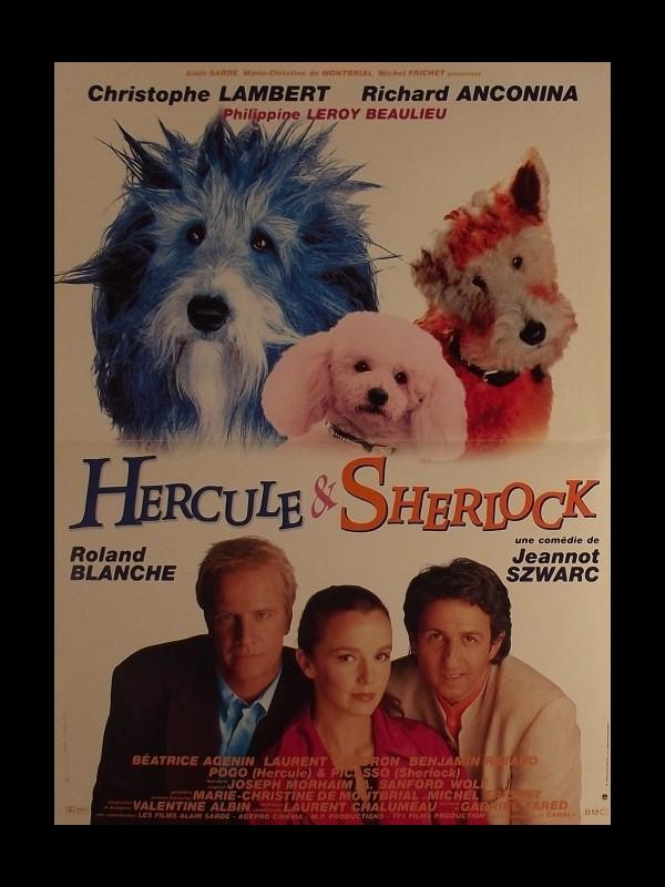 Affiche du film HERCULE ET SHERLOCK