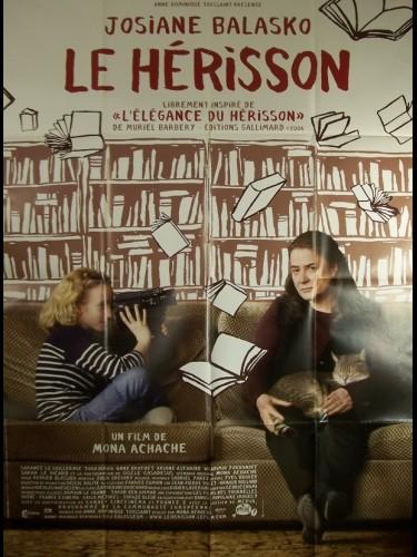 Affiche du film HERISSON (LE)