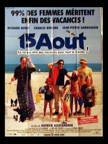 Affiche du film 15 AOUT